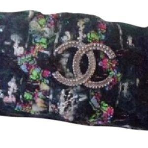 Multi Color New '13a Paris Edinburgh Tweed Bracele